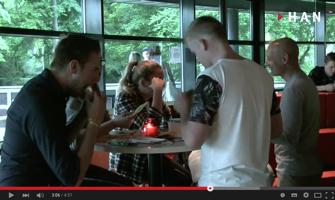 Videoblog: inspirationshot@sportcafe