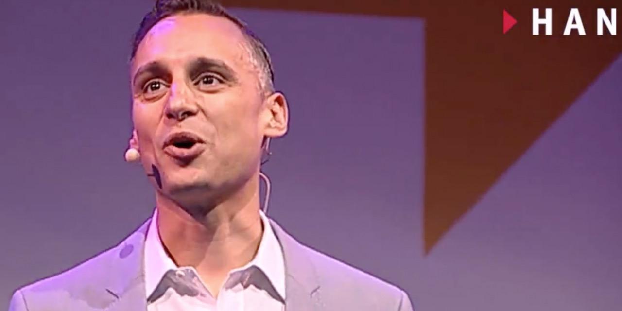 Video HAN Large Scale Dream: Spreker Farid Tabarki