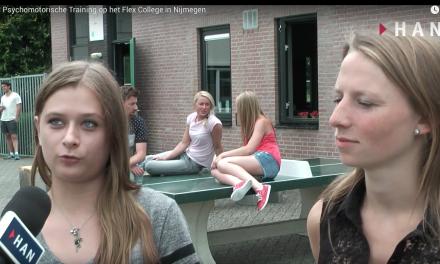 Videoblog: HAN Psychomotorische Training op het Flex College in Nijmegen