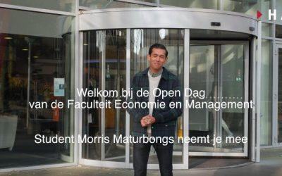 Videoblog: Open Dag HAN FEM