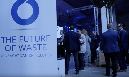 Videoblog: Impressie evenement the Future of Waste, de kracht van kringlopen